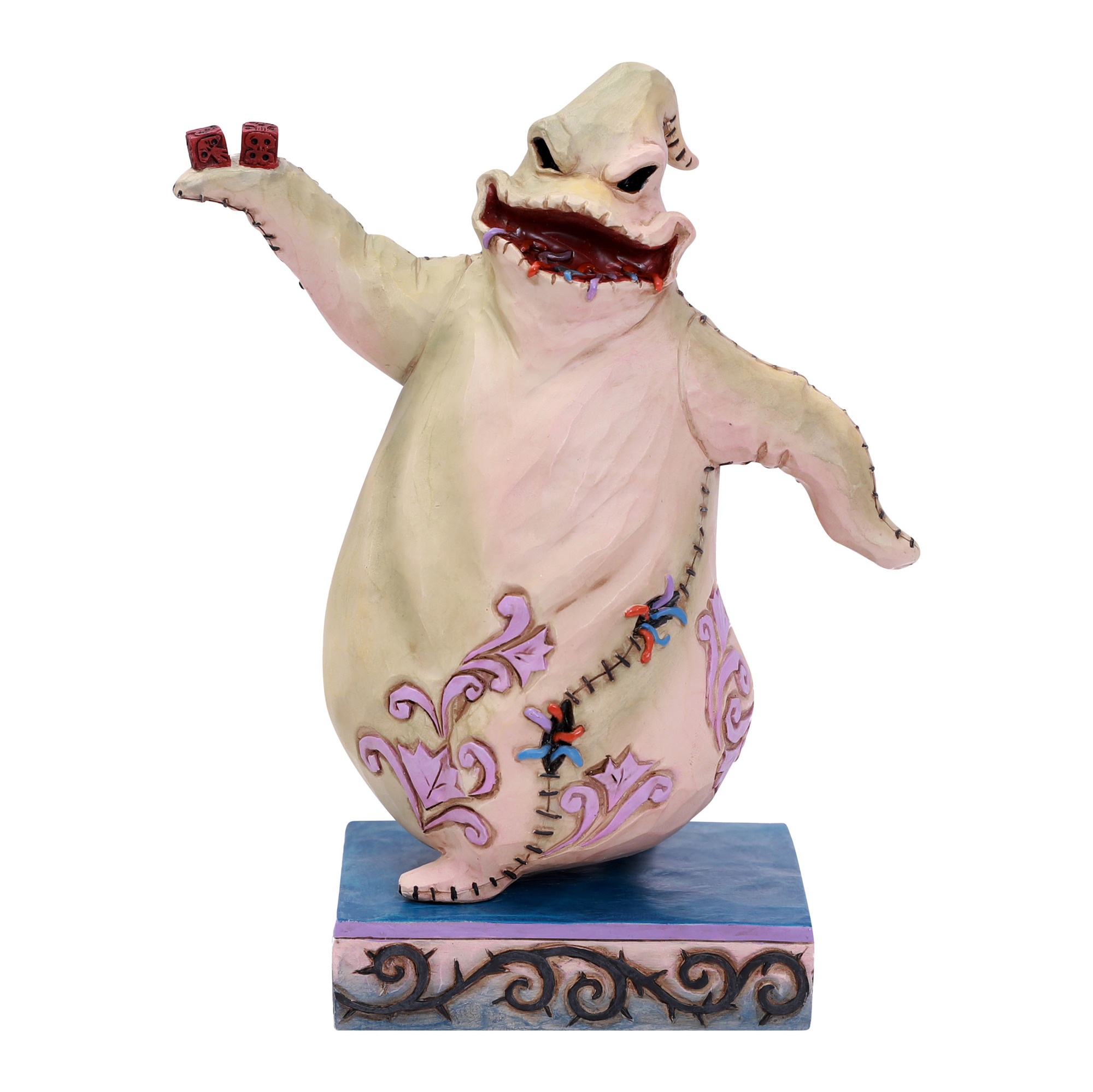 Pre-Order Disney Traditions Nightmare Before XMas Oogie Boogie